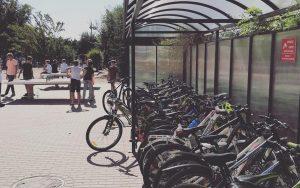 rowerem do szkoły